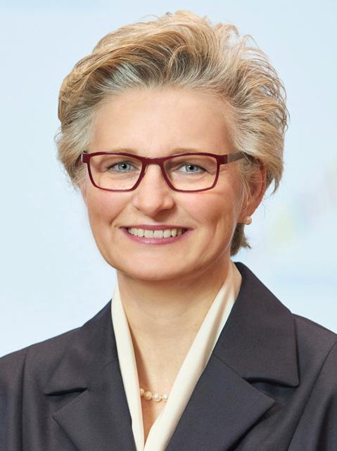 Ingrid Ritt, Vorsitzende der Initiative Differenziertes Schulwesen und Mitglied des Vorstands der Bildungsallianz