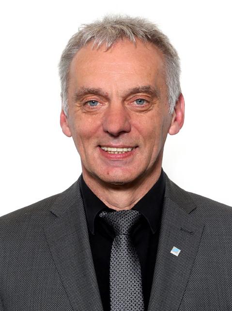 Gerard Wolny, Hauptgeschäftsführer des Bundesverbands der höheren Berufe der Technik, Wirtschaft und Gestaltung und Mitglied des Vorstands der Bildungsallianz des Mittelstands.