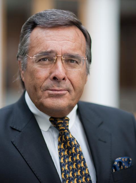 Mario Ohoven, Mittelstandspräsident und Vorstandsvorsitzender der Bildungsallianz
