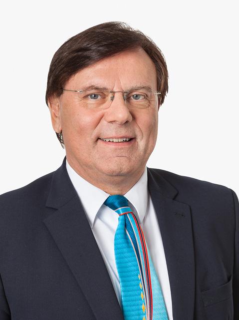 Thiemo Fojkar, Vorstandsvorsitzender beim Internationalen Bund und Mitglied des Vorstands der Bildungsallianz des Mittelstands.